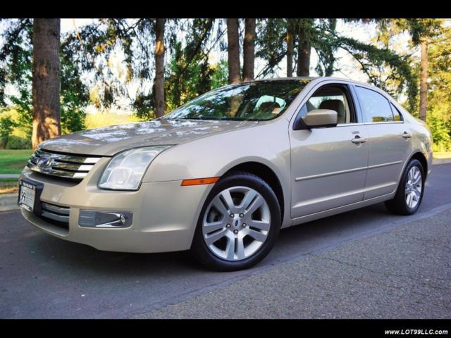 2008 Ford Fusion Sel 28 Mpg