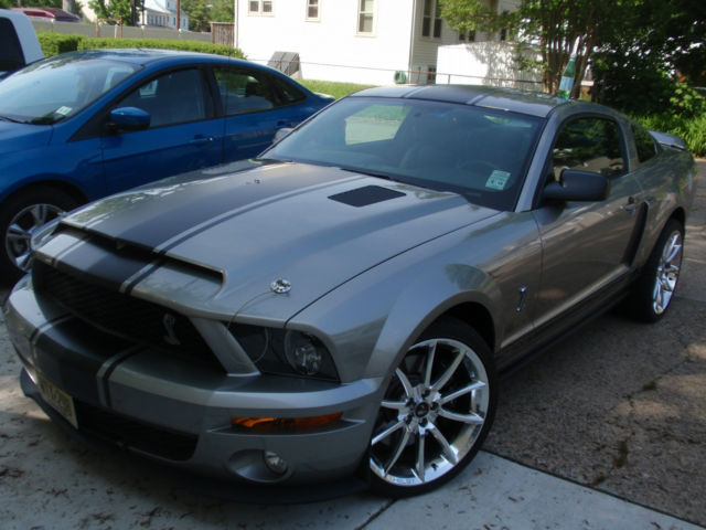 2008 ford mustang shelby gt500 super snake clone coupe 2 door 5 4l. Black Bedroom Furniture Sets. Home Design Ideas