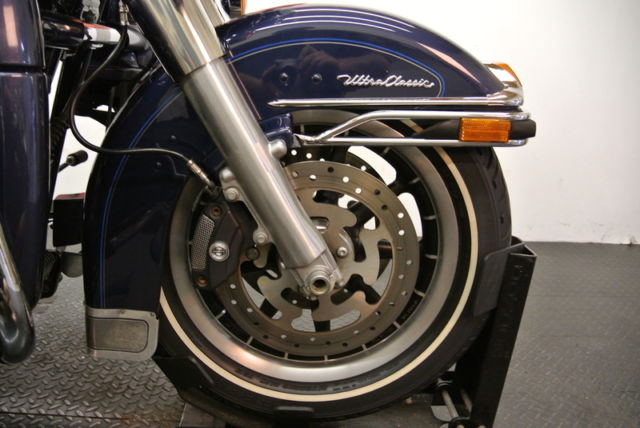 Harley Davidson Electra Glide Blue Book
