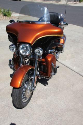 2008 Harley Davidson Screamin Eagle 105th Anniversary