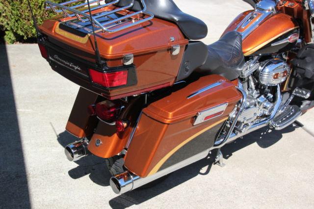 2008 Harley Davidson Screamin Eagle 105th Anniversary Ultra Classic CVO