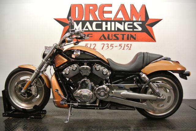 2008 Harley Davidson VRSCAW V Rod 105th Anniversary Edition