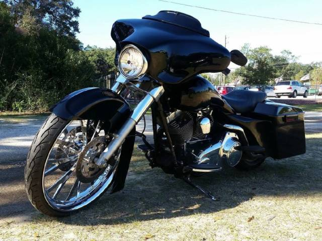 Pensacola Used Cars >> 2008 Harley Street Glide with 26 Inch front wheel Bagger Custom