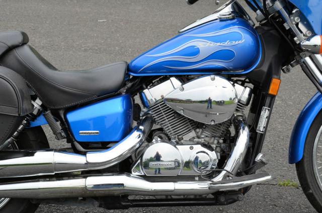 2008 Honda Shadow Spirit Vt750c Vt 750 C Detachable
