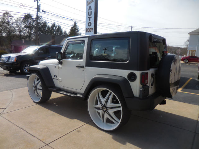 Used 30 Inch Rims : Jeep wrangler with inch rims