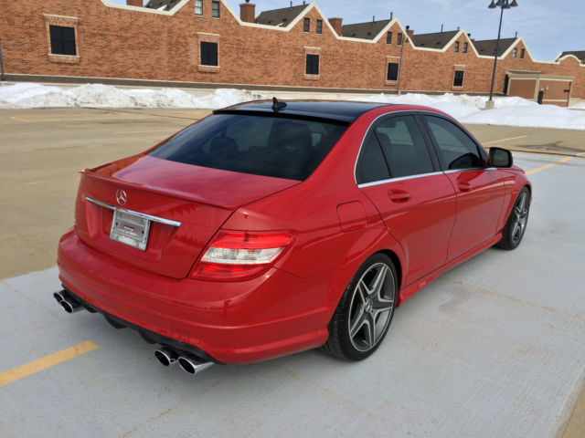 2008 mercedes benz c300 sport rwd c63 package full for Mercedes benz c300 aftermarket accessories