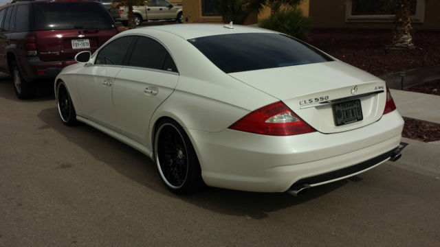2008 mercedes benz cls 550 amg sport. Black Bedroom Furniture Sets. Home Design Ideas