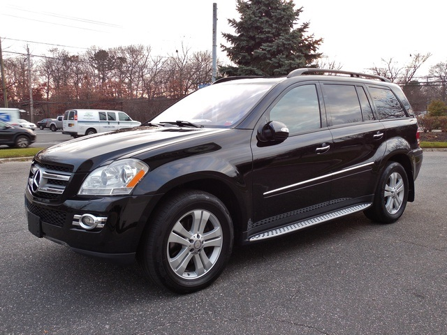 2008 mercedes benz gl450 4matic fully loaded black on for 2008 mercedes benz gl450 4matic