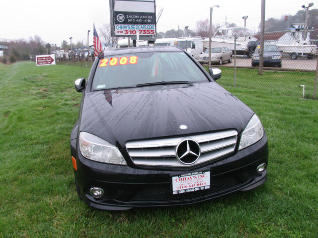 2008 mercedes benz luxury c300 4matic sport pkg nice and for 2008 mercedes benz c300 tires