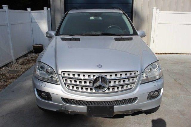 Mercedes Benz M Class Ml Turbo Diesel Nav Suv Mb