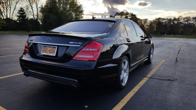2008 Mercedes Benz S550 P3 Amg Package Night Vision Navigation Geat
