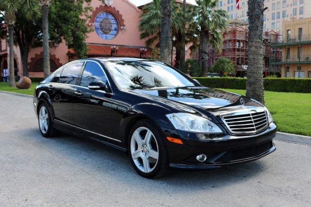 2008 mercedes benz s550 sedan 5 5l v8 premium 3 p3 amg for 2008 mercedes benz s550