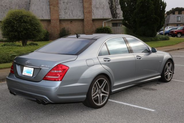 2008 Mercedes Benz S63 Amg P30 Performance Package Panoramic Night