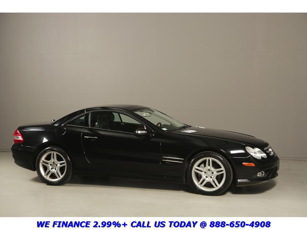 2008 mercedes benz sl550 nav pano leather sport heat cool. Black Bedroom Furniture Sets. Home Design Ideas