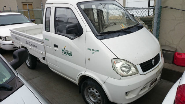2008 Miles Zx40st Electric Truck