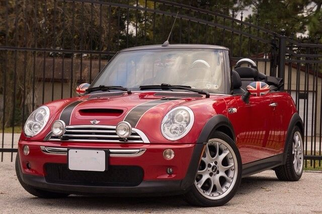 2008 Mini Cooper S Convertible Supercharged Navigation