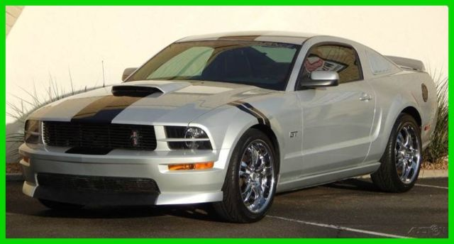 2008 Mustang Gt Deluxe 4 6l V8 Automatic Rwd Coupe Bama Performance Tune