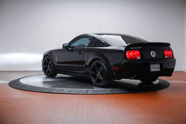 2008 mustang shelby gt 500 black on black stripe delete. Black Bedroom Furniture Sets. Home Design Ideas