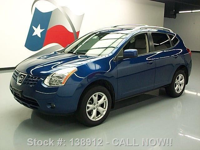 2008 nissan rogue sl awd sunroof htd leather bose 74k 138912 texas direct auto. Black Bedroom Furniture Sets. Home Design Ideas