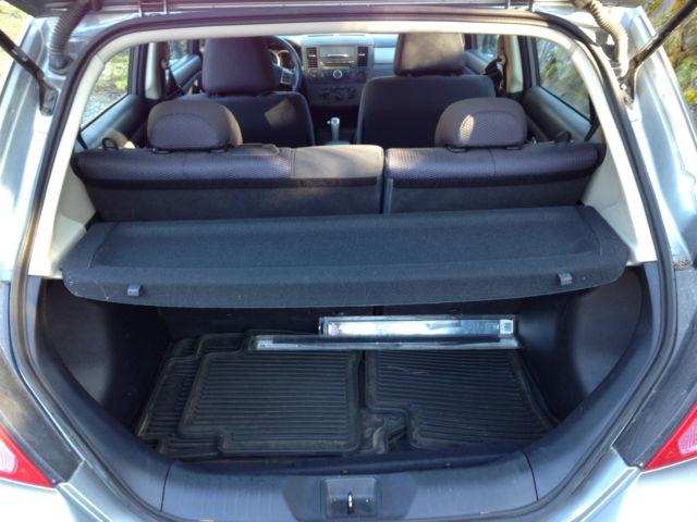 2008 nissan versa sl hatchback. Black Bedroom Furniture Sets. Home Design Ideas