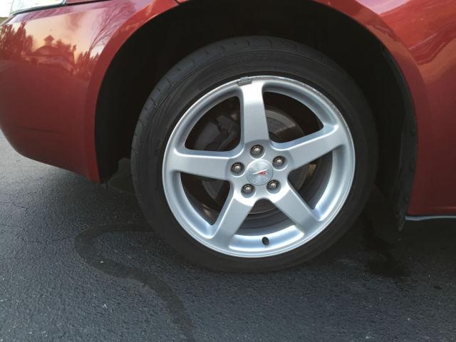 2008 Pontiac G6 Base Sedan 4 Door 3 5l V6