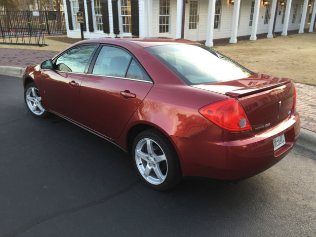 2008 Pontiac G6 Base Sedan 4 Door 3 5l V6
