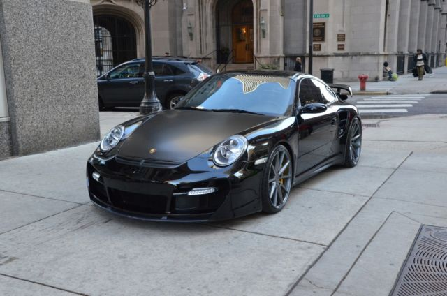 2008 porsche 911 gt2 techart gemballa kit only 5k miles. Black Bedroom Furniture Sets. Home Design Ideas