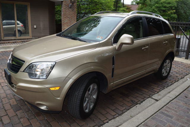2008 Saturn Vue Xr Sport Utility 4 Door 3 6l Awd Heated