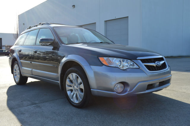 2008 Subaru Outback 3 0r H6 Limited With 86 322 Original