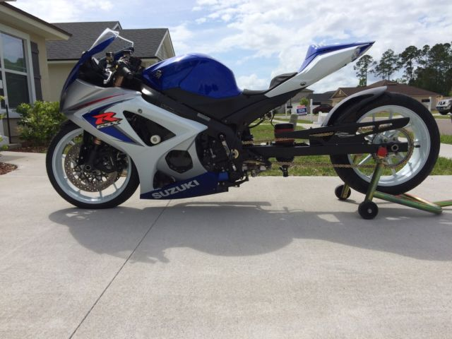Suzuki Gsxr Drag Bike For Sale