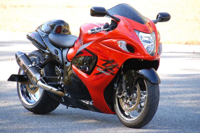 Suzuki Savannah Motorcycles