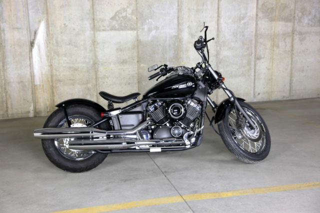 2008 V Star 650 Custom Bobber