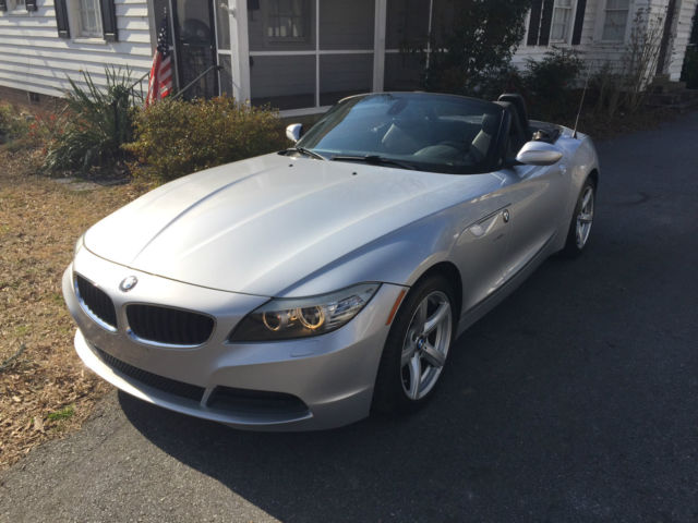 2009 BMW Z4 RETRACTABLE HARDTOP CONVERTIBLE E89