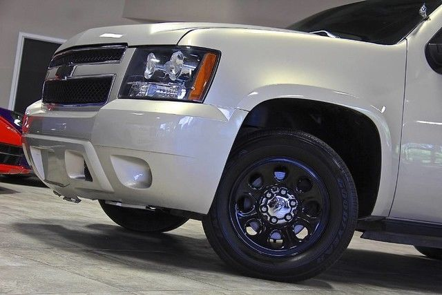 2009 Chevrolet Tahoe Police Package SUV K9 Unit Deleted ...