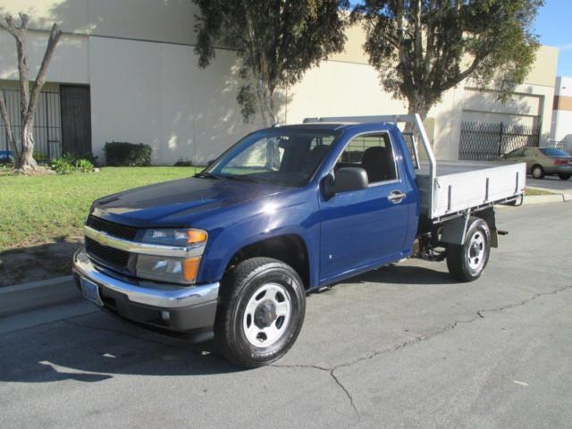 Chevy Colorado Springs >> 2009 Chevy Colorado Flatbed Truck