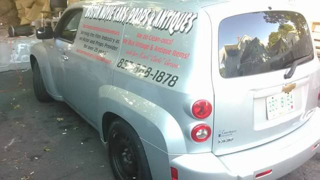 2009 Chevy Hhr Panel Cargo Van Good Shape Driven Every Day New Low