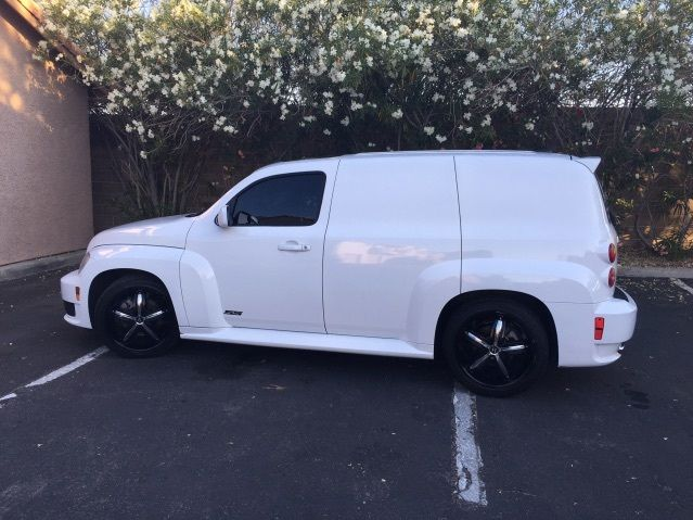 2009 Chevy Hhr Ss Panel Very Rare Very Low Miles