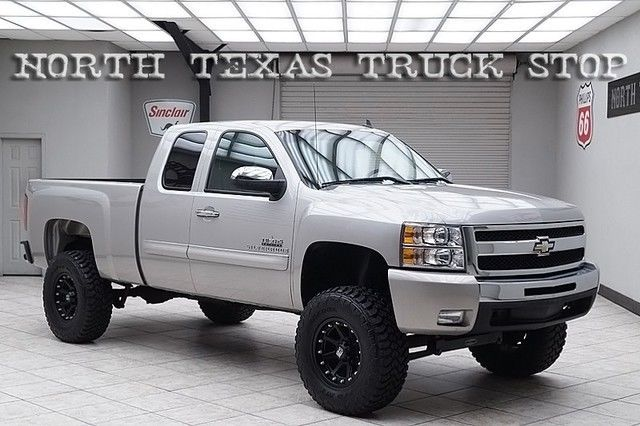 2009 chevy silverado 1500 2wd lt2 extended cab lifted. Black Bedroom Furniture Sets. Home Design Ideas