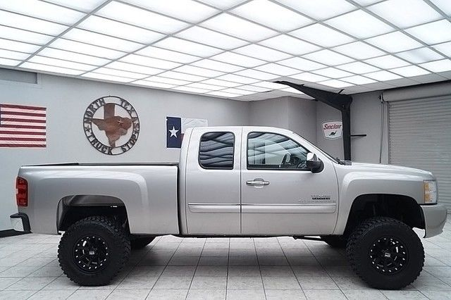 2009 Chevy Silverado 1500 2WD LT2 Extended Cab LIFTED ...