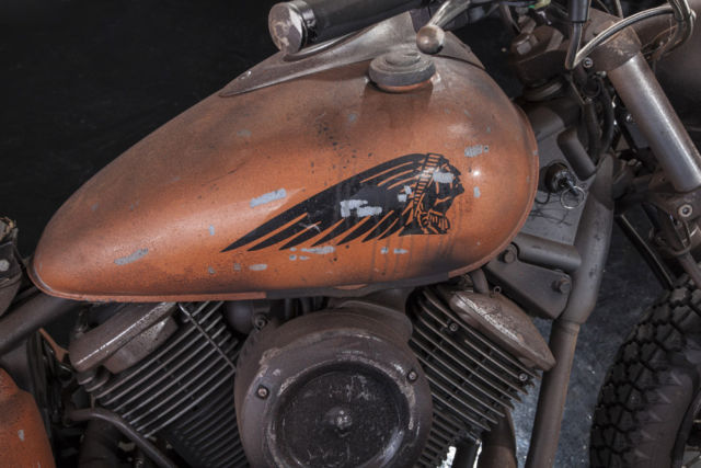 Used Cars For Sale In Denver >> 2009 Custom Metric Bobber Motorcycle: Yamaha 1100
