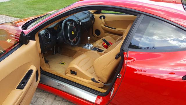 Ferrari f430 manual transmission