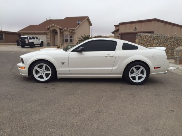 2009 Ford Mustang GT Premium 45th Anniversary 5 Speed, Mint