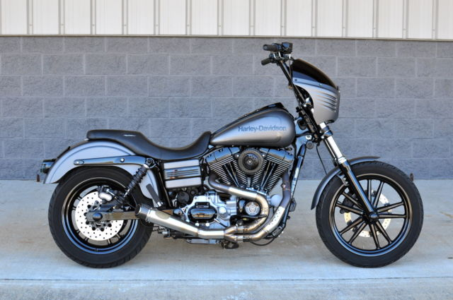 All Bout Cars Harley Davidson Super Glide Dyna: 2009 FXD SUPER GLIDE **MINT** CLUB STYLE!! $12K IN XTRA'S