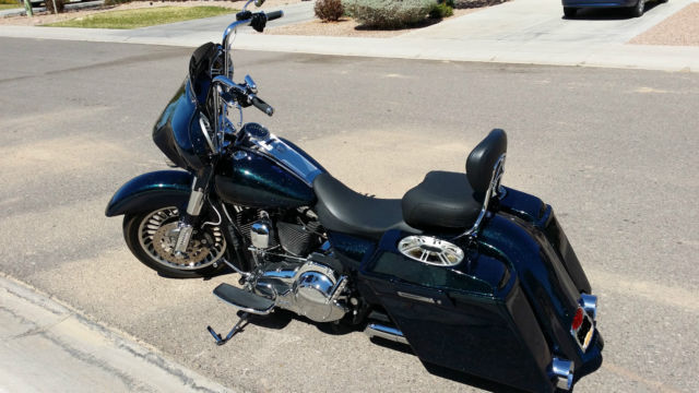 2009 Harley Davidson Flhr Road King W Fairing And House