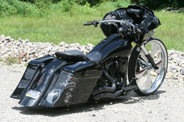 Cool New Custom Bagger Parts Harley Davidson