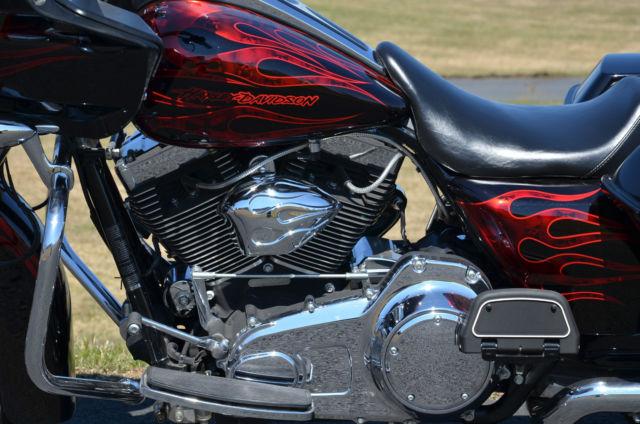 2009 Harley Davidson Road Glide Fltr Custom Fltrx Abs 101