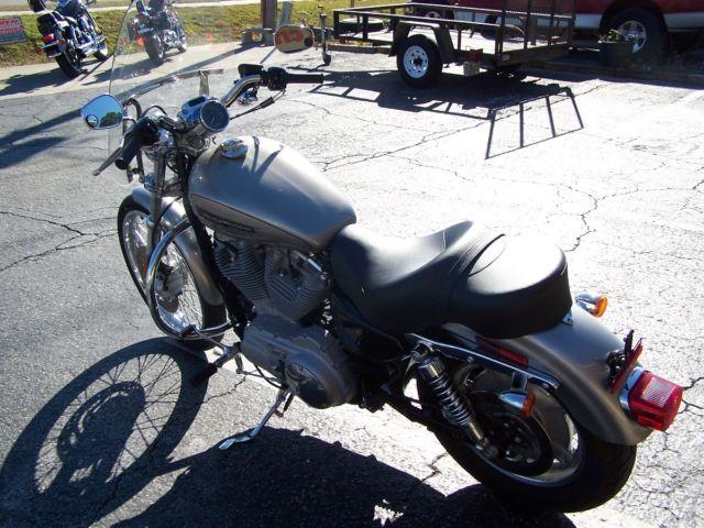 2009 Harley Davidson Sportster 883 w/ Quick Release