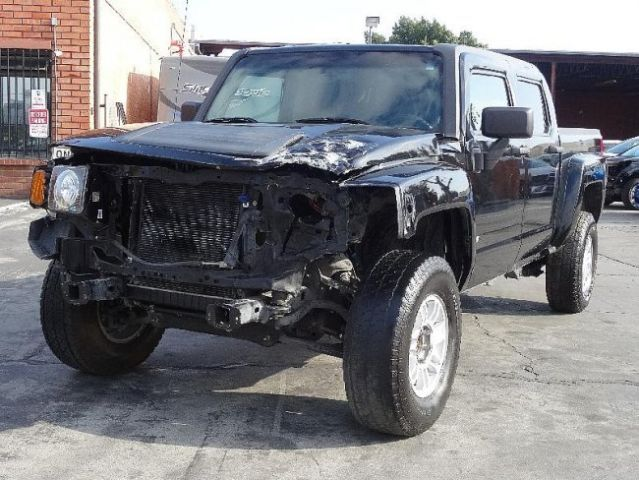 2009 HUMMER H3T 4WD Repairable Salvage Wrecked Damaged