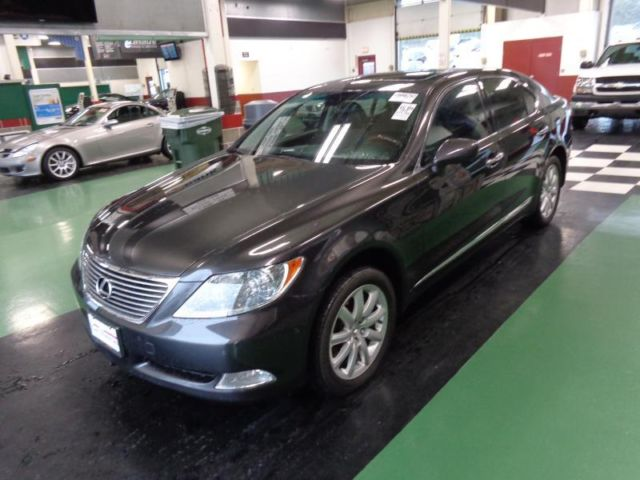 2009 lexus ls 460 awd sedan very clean navagation heated. Black Bedroom Furniture Sets. Home Design Ideas