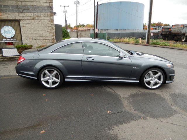2009 mercedes benz cl63 amg one owner only 22 000 miles. Black Bedroom Furniture Sets. Home Design Ideas